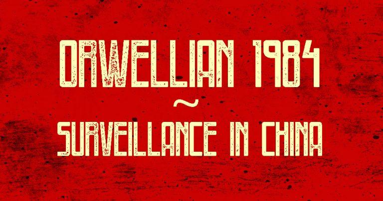 Surveillance in China