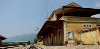 Bisezhai – the First Major Station on the Yunnan-Vietnam Railway
