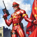 Captain China – Interview: Chi Wang, comic author