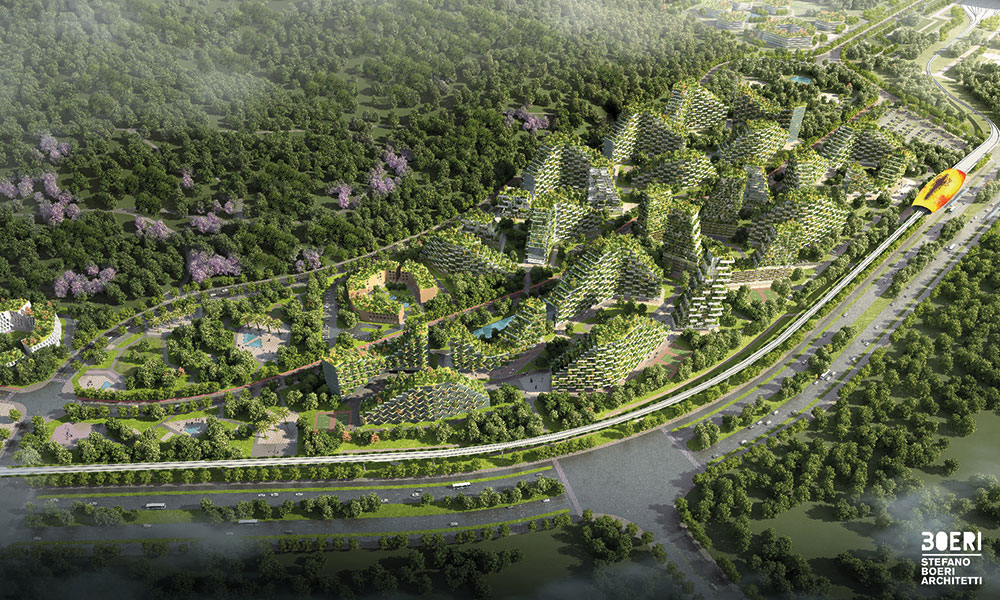 Liuzhou-Forest-city