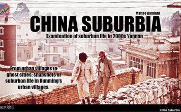 china suburbia - Chinese urban villages