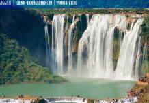 jiulong waterfalls - luoping -yunnan