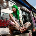 Zhuo Dan Ting, China's Queen of Tattoos
