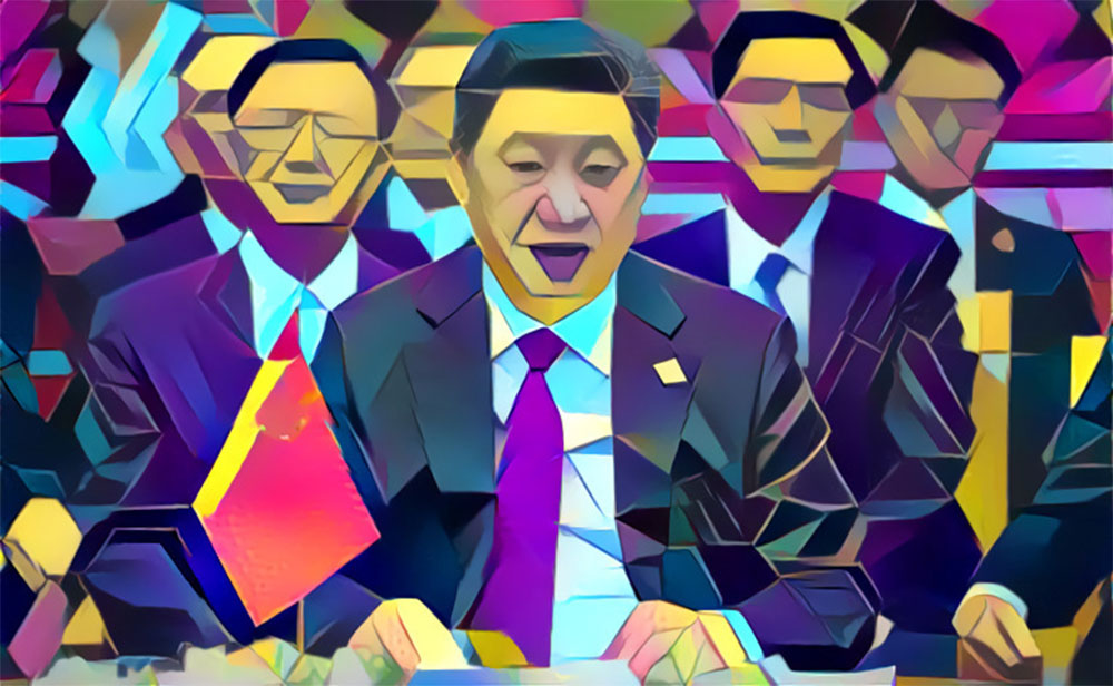 Xi Jinping's power grab