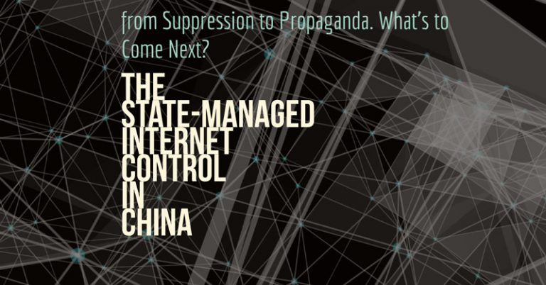 Internet Control in China