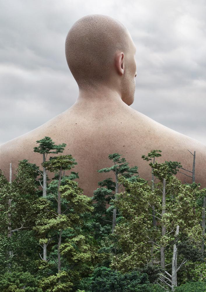 Liu di conceptual photographer