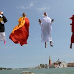Interview with Li Wei, the creator of stunning art images playing with gravity