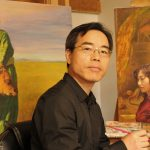 Interview with artist Ming You Xu