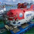 Chinese submersibles probe deep in South China Sea