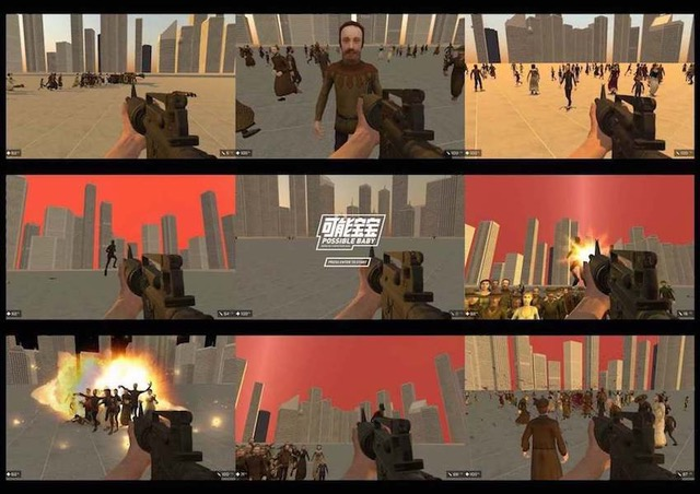 _Killing Chenchenchen_ Video Game_Still