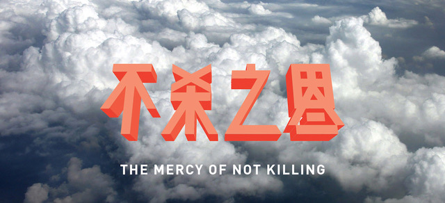 ChenChenchen THE MERCY OF NOT KILLING