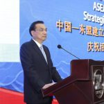 China joins ASEAN countries' chorus for free trade