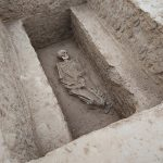 Over 100 ancient tombs found in Zhengzhou