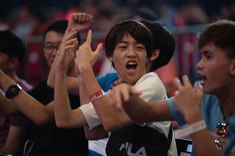 ICBC (Asia) e-Sports & Music Festival Hong Kong