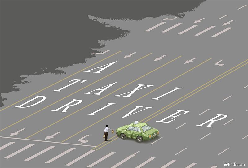 a-taxi-driver