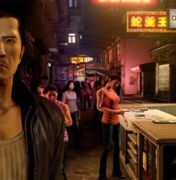 Best video games set in China and Hong Kong