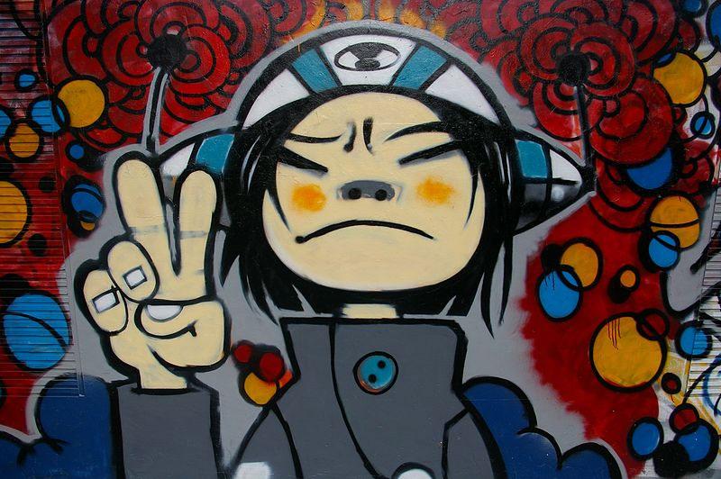 5 places to see graffiti art in china china underground