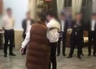 Chinese staff abused