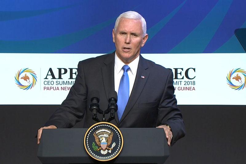 apec summit failure