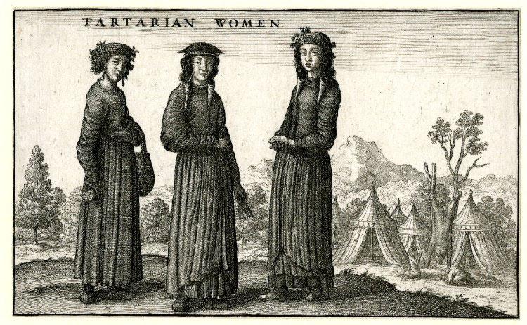 Tartarian women