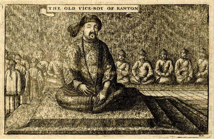 old Viceroy of Canton