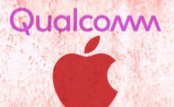 Qualcomm Apple China