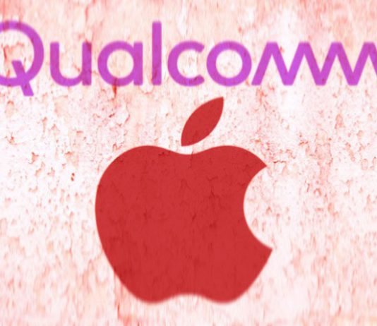 Qualcomm Apple China