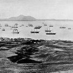 British-camp-at-Talien-Bay