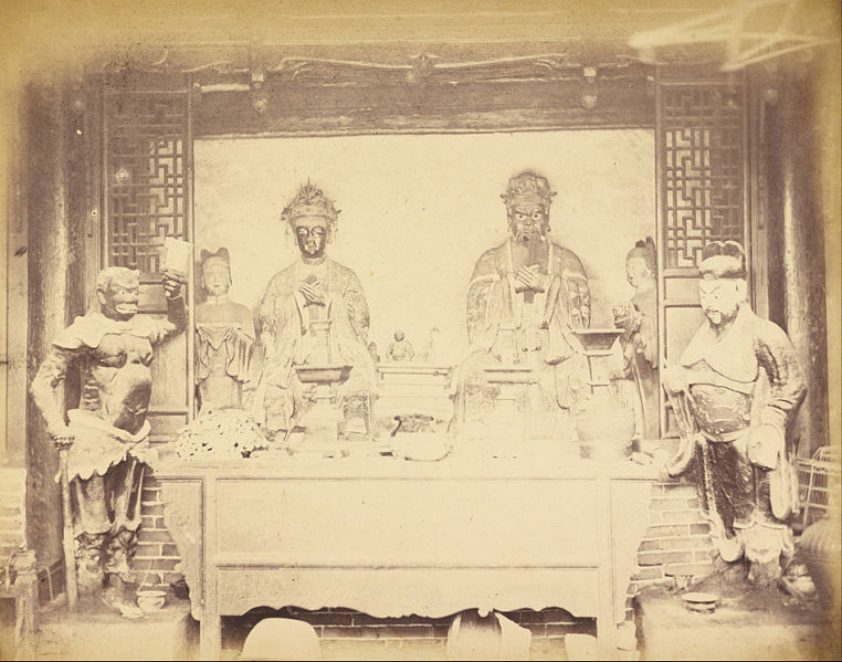 Headquarter-House,-1st-Division,-Pehtang,-China,-August-1,-1860