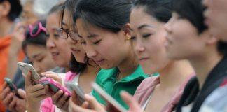 china internet 2018