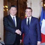 France-China relations-macron-xi-jinping