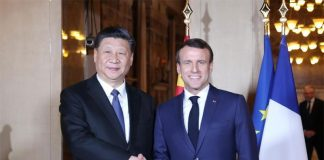 France-China relations-macron-xi-jinping