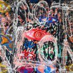 Graffiti Artist Chen Dongfan
