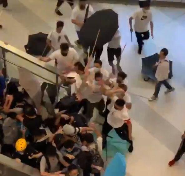 hong kong mob