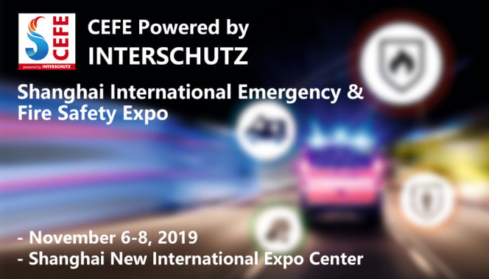 Shanghai International Emergency & Fire Safety Expo
