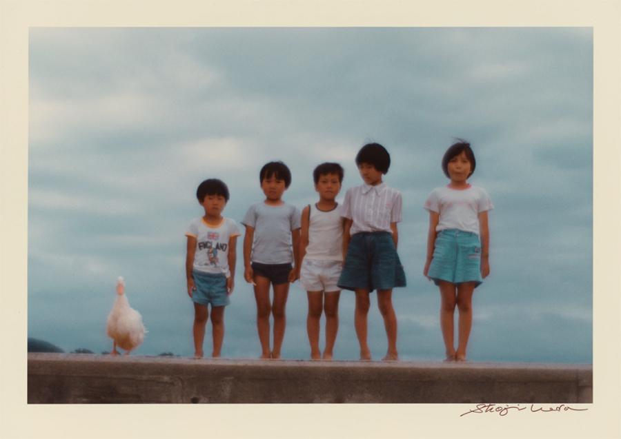 选自《白风》系列,1981 - From the series White Wind, Image ©Shoji Ueda Office
