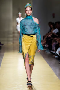zhao huizhou chinese fashion stylist