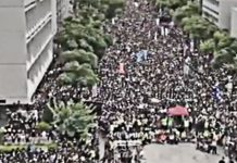 Hong Kong students boycott classes