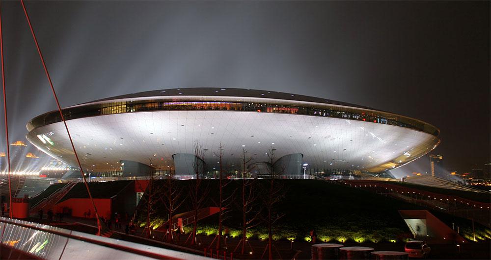 Shenzhen Dayun Arena_NBA Preseason International China