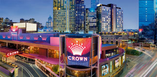 crown casino china