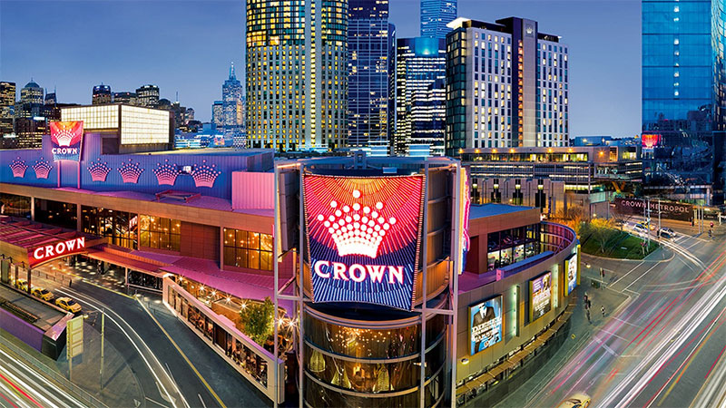 Shops At Crown Casino