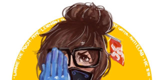 Mei overwatch hong kong heroine_company freedom of speech china