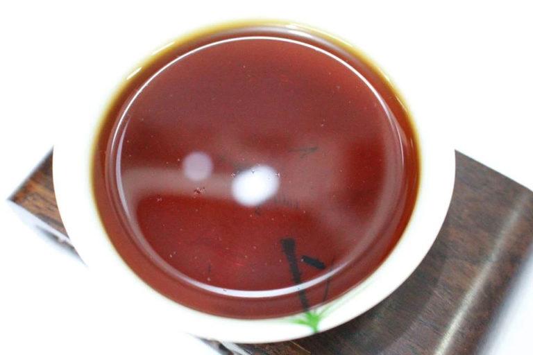1980's-Tibetan-Export-Loose-Leaf-Pu-erh-Shu-Camphor-taste