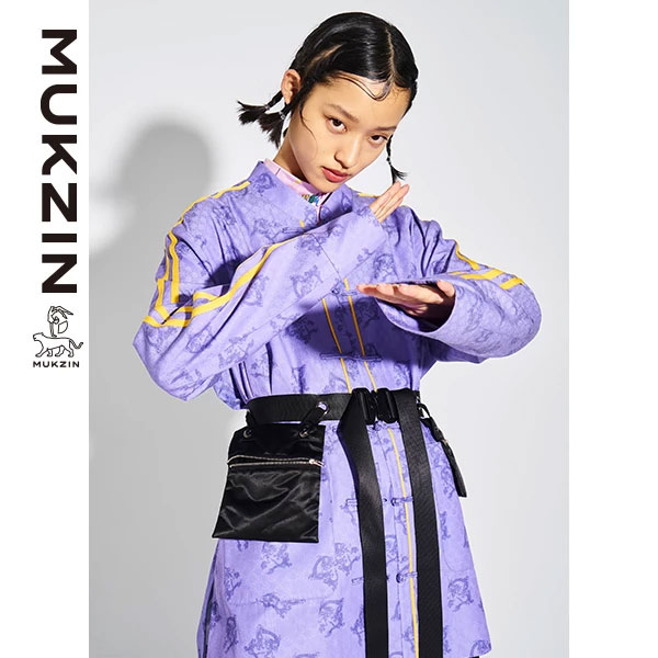 Mukzin-Designer-Brand-Sports-Belt-Bag--MONSTER-SWEETHEART