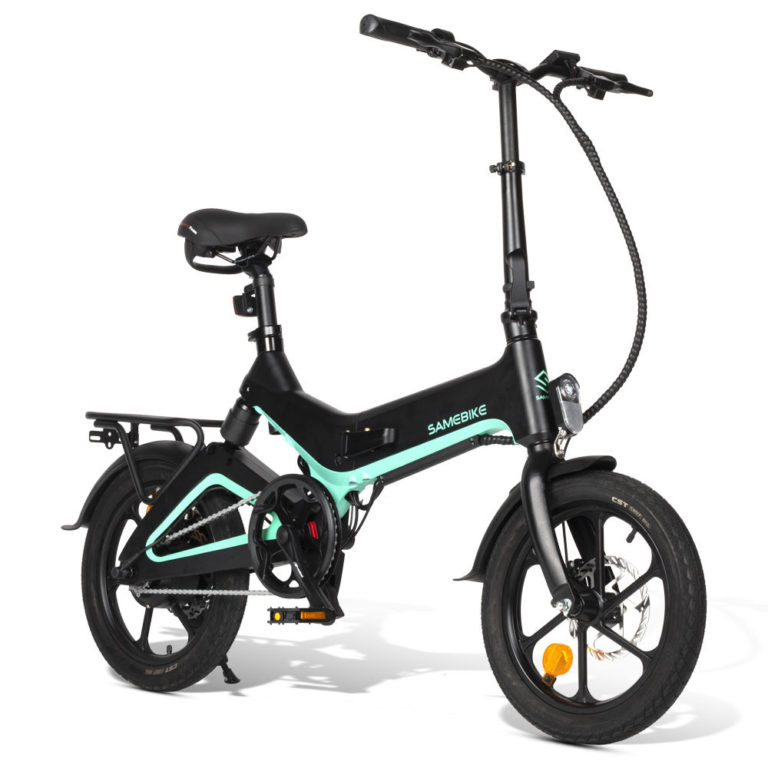 SAMEBIKE-G7186-Electric-Bicycle-Foldable-E-bike