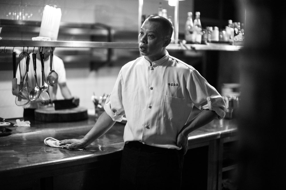 chef yu bo, Interview with the Sichuan Legend Chef YU BO