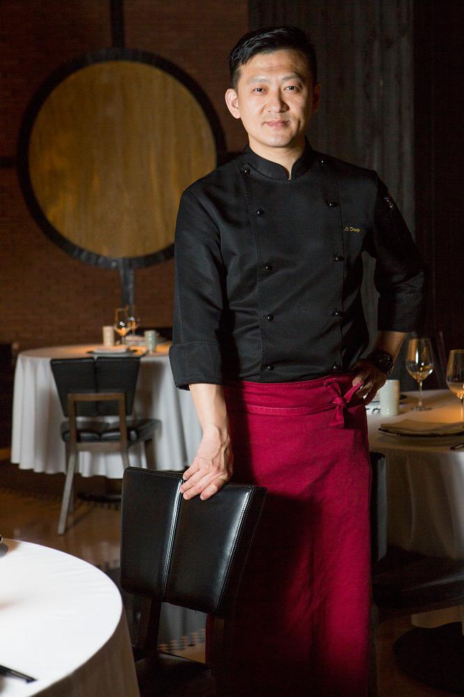 chef li dong Jing Yaa Tang Beijing