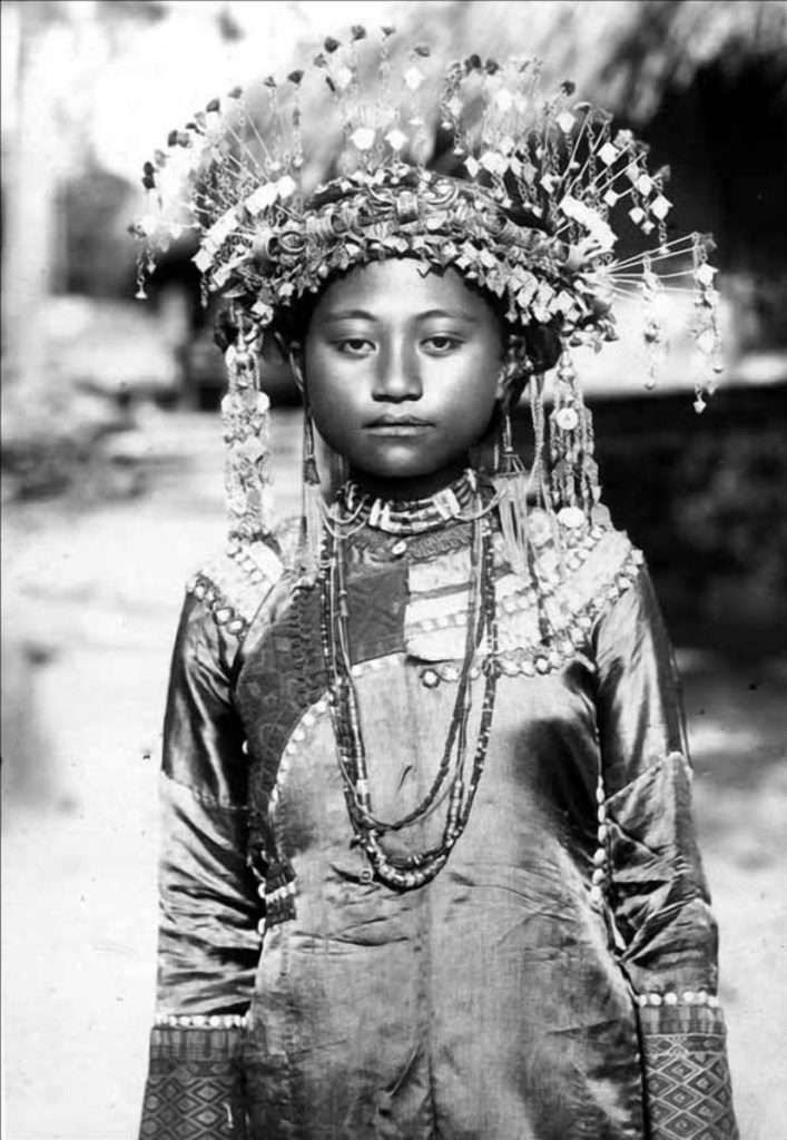 Taiwan Paiwan tribe female
