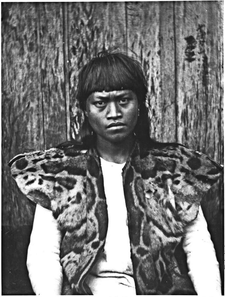 Taiwanese Aboriginal male