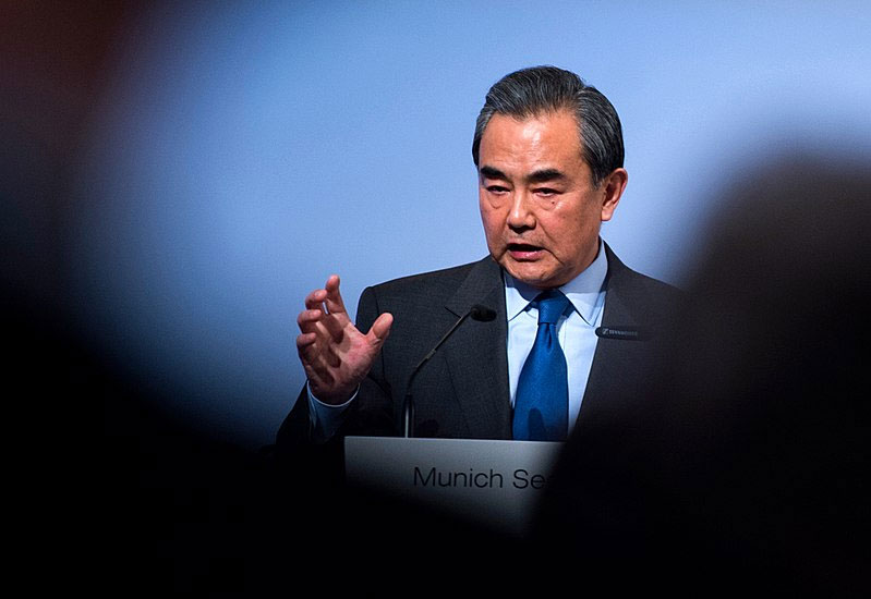 wang yi_China US trade deal